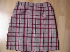 SUPERBE JUPE H&M KILT ECOSSAIS 9 10 ANS LAINE Tartan HM COLLEGE GIRL Skirt