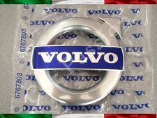 LOGO STEMMA ANTERIORE VOLVO V40 ORIGINALE FRONT EMBLEM BADGE GENUINE120mm