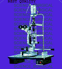 Best Quality slit lamp With Motorized Instrument Table , low cost made in India1