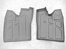 Polaris RZR rubber floor mats, RZR 800 2007-2008 w/o heel pocket, accessories