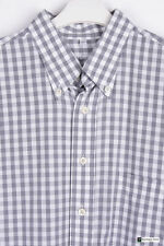 Burberry Cotton Check Collared Casual Shirts & Tops for Men