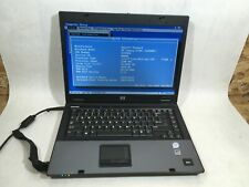 HP Compaq 6710b Core 2 Duo T7500 2.20 GHz 2 GB Ram Boots- FT