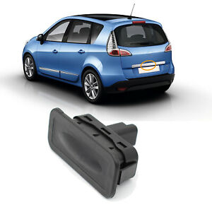 Boot Tailgate Release Switch Button Handlr For Renault Megane MK2 MK3 8200076256