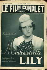 Le Film Complet 1947 - Mademoiselle Lily, film allemand - 6 mai 1937