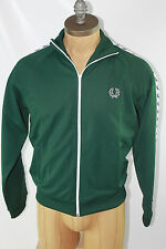 AUTH Fred Perry Laurel Wreath Tape Jacket M