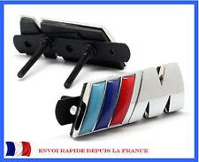 ☆ LOGO  M BMW CALANDRE FRONT GRILL - CHROME ☆