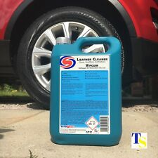 Autosmart Leather Cleaner 5L 5 Litre (car clean condition restores LUXURY TRADE)