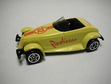 Matchbox Special Limited Edition Plymouth Prowler- Matchbox USA 2016 Yellow