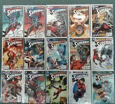Superboy New 52 #0,1-34 + More! DC Comics 2011 Complete Full Set Lot Run All NM!