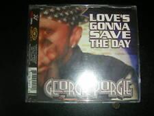 "House CD  Georgie Porgie ""Love Is Gonna Save The Day"" Music Plant"