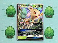 Pokemon - Leafeon GX - SM146 - SM Black Star Promo