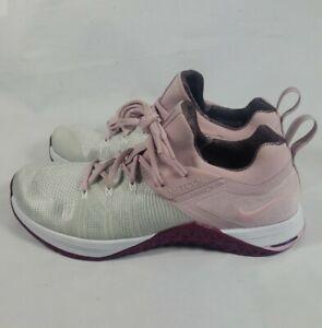 """Nike Metcon Flyknit 3 """"True Berry"""" AR5623-150 Women Size 11"""