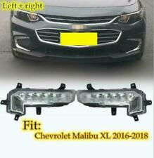 Front LED Fog Light Driving Lamp Fit FOR Chevrolet Malibu XL 2016-2017 2018