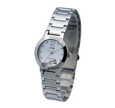 -Casio LTP1191A-7A Ladies' Metal Fashion Watch Brand New & 100% Authentic