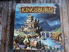 KINGSBURG - Heidelberger Spieleverlag  - Würfelspiel w.NEU!