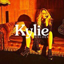 Kylie Minogue Golden Bumper Sticker Or Fridge Magnet LP CD Cover