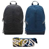 Animal Mens Kickstart Rucksack School College Travel Backpack Free Pencil Case