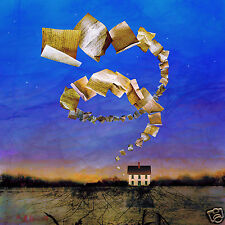 """Maggie Taylor """"Poet's House"""" Ltd Edition Original Print 15""""x15"""" Signed by Artist"""