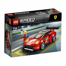 """LEGO Speed Champions Ferrari 488 GT3 """"Scuderia Corsa"""" 2018"""