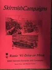 Russland '41 Laufwerk auf Minsk - Scharmützel Kampagnen - Kiegsspiele - Neu