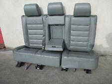 Pelle Sedile Posteriore Banca VW TOUAREG sedile posteriore panchina verde