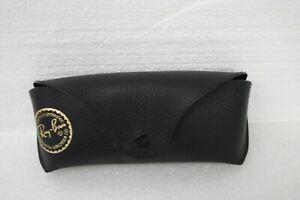 Rayban Sunglass Case Leather Soft Case