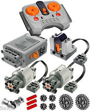 Lego Power Functions SET 4-S  (technic,motor,receiver,remote,speed,joint,ge