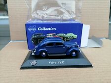 1/43 VOLVO COLLECTION DIECAST VOLVO PV  52 IN BLUE N MINT BOXED