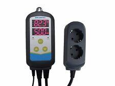 Digital Feuchte Temperaturregler 220V Luftbefeuchter Hygrometer Feuchtigkeist