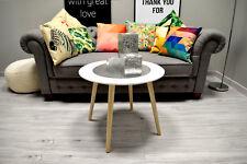Elegante Tisch RETRO Kaffetisch 60x50 Couchtisch Besistelltisch skandinavisch