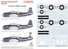 Techmod 1/72 Grumman Avenger TBM-3 # 72126