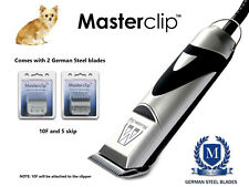 Chihuahua Cane Professionale Clippers Trimmer Set con 2 lame da Masterclip