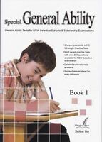 General Ability Tests for NSW Selective Schools and Scholarship Examination BK1