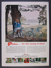 1972 Schwinn Super Sport 10 Ten-Speed Bikes Bicycles photo vintage print Ad
