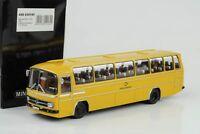 1965 Mercedes-Benz O 302 Bus Deutsche Bundespost 1:43 Minichamps
