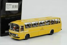 1965 MERCEDES-BENZ O 302 BUS Deutsche Bundespost 1:43 Minichamps