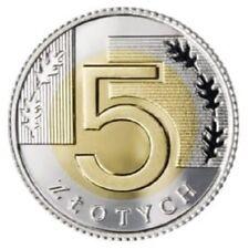 👀 POLAND / POLEN / POLOGNE 5 ZLOTYCH 2020 -FDC