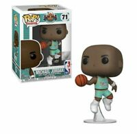 RARE Michael Jordan #71 UNC Upper Deck FUNKO Pop Vinyl New in Box & Protector