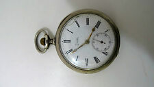 ZENITH Grand Prix Paris 1900 - montre gousset oignon savonnette Pocket Watch