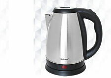 1.5L 50oz Cordless Electric Tea Kettle Pot Portable Hot Water Stainless Steel