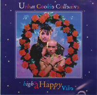 Urban Cookie Collective ‎– High On A Happy Vibe NEW MUSIC ALBUM CD