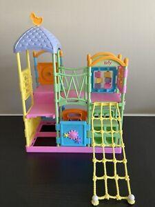 2000 Mattel Kelly Doll Barbie Playground Jungle Gym Rare 2000