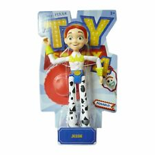 """Disney Toy Story 4 Jessie Figure 7"""" Posable Toy by Mattel NEW"""