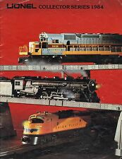 Lionel Model Train Collector Series Catalog 1984 Lots Of Photos!