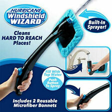 Window Cleaner Kit Hurricane Windshield Wizard Car Windscreen Glass Reusable