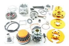 Nitro Motors Pocketbike BigBore Set 5 Typ 2 + Tuning Vergaser + Tuning Kupplung
