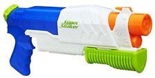 NERF SUPER SOAKER SCATTERBLAST BLASTER Pump Handle Beach Pool Water Fun Gift NWT