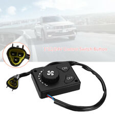 12/24V Parking Heater Controller Switch Knob Adjusts Air Volume For Car Truck