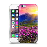 Custodia Cover Design Fiori Per Apple iPhone 4 4s 5 5s 5c 6 6s 7 Plus SE