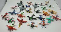 Huge Disney Planes Bundle 26 Diecast Some plastic Matador Etc Some rare